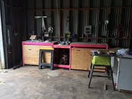 Diy Workbench Free Plans Diy Workbench Workbench Plans And Spaces by 59 Best Garage Workshop Tutorials Images On Pinterest Woodwork