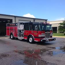 North Bay Fire Prevention by Cherokee Springs Fire Department Engine 2 2015 Pierce Saber