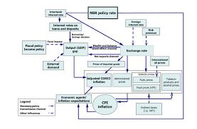 banca naţională a româniei monetary policy transmission mechanism
