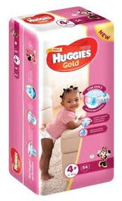 huggies gold huggies gold girl size 4 plus 54 units mall on the move