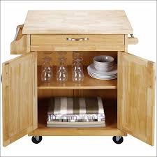 Moveable Kitchen Islands Kitchen Rolling Island Table Metal And Wood Kitchen Island