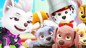 paw patrol mission paw halloween haunted house adventure