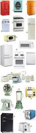 a round up of vintage retro styled appliances nest vintage modern