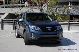 review 2014 kia sorento ex video the truth about cars