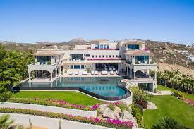 Los Cabos Mexico Map by Villa Paradiso Perduto Luxury Retreats