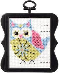 cross stitch kits from bucilla