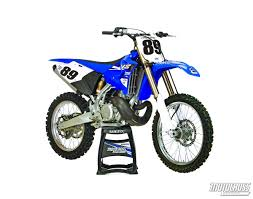 motocross bikes yamaha motocross action magazine 2015 mxa 250 two stroke shootout tc250