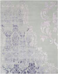 Gray And Purple Area Rug Rug Tb959c Tibetan Area Rugs By Safavieh