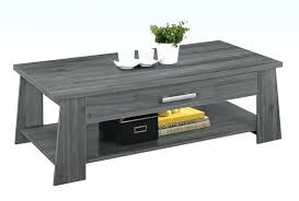 square gray wood coffee table table grey rustic coffee table