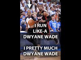 Wade Meme - memes dwyane wade funny humor pics the ref tries to be dwyane