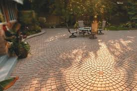 Concrete Pavers For Patio Benson Co Paving Brick For Patios And Driveways