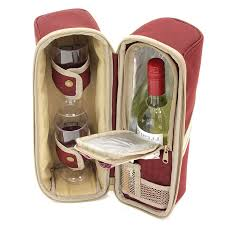 cool wine gifts deluxe wine cooler wine pouch wine bag cool bag wine gift set