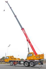 palfinger sany stc250 lifting capacity of 25 tons mobile crane