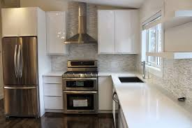Shiny White Kitchen Cabinets Ikea High Gloss White Kitchen Cabinets Home Design Ideas