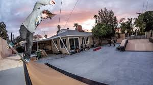 Backyard Skateboard Ramps Ramps Builds Custom Skatepark For Pro Skater