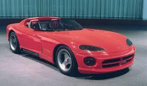 Dodge Viper 1995 - detroit auto show throwback the dodge viper the drive
