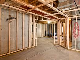 what are the primary concerns with renovating a basement the