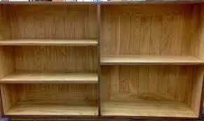 Chestnut Bookcase Portfolio