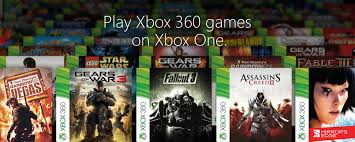 xbox one gains xbox 360 backwards compatibility for 104 games