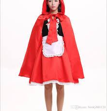Halloween Band Costumes Wholesale Halloween Women U0027s Red Riding Hood Costume