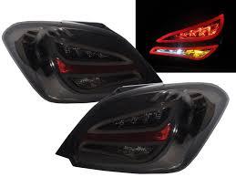 mirage mitsubishi 2015 black crazythegod mirage 2012 2014 led bar tail rear light lamp