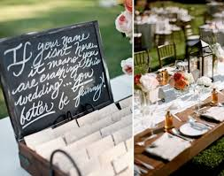 Wedding Venue Taglines 40 Awesome Signs You U0027ll Want At Your Wedding