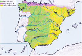 Espana Map This Is Our Blog Ríos De España