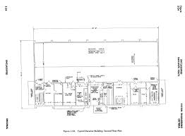 canopy floor plan navy commsta building plans and equipment layout