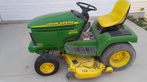 john deere 325 garden tractor ebay