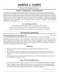 retail sales manager resume experience retail manager resumes stylish retail manager resume sle resume