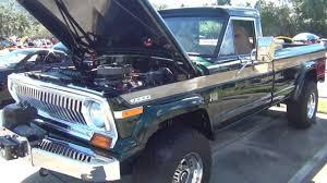 jeep j truck j4000 4wd jeep truck