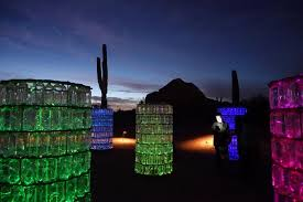 botanical gardens lights az the intrepid tourist bruce munro s sonoran light exhibit at the