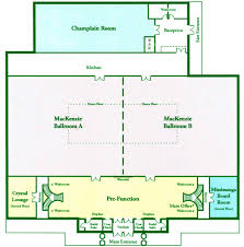 marriage hall floor plan redrose convention centre