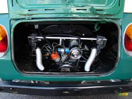 1974 Volkswagen Thing Type 181 1 6 Liter Air Cooled Flat 4