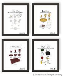 home decor infographic illustration japanese home decor tea poster elegant chinese