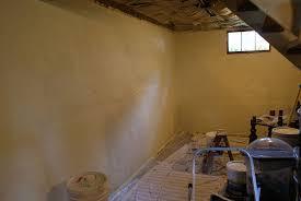 painting unfinished basement walls ideas jeffsbakery basement