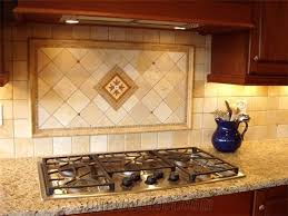 kitchen backsplash travertine images of picture frame tile range top choose