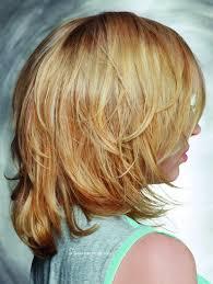 Frisuren Mittellange Haare Stufen by Verwuschelter Look Für Mittellanges Haar Mit Stufen Und