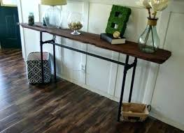 long skinny console table skinny table behind couch geekoutlet co