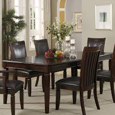 shop coaster fine furniture ramona wood extending dining table at