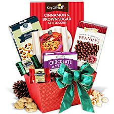 christmas gift baskets ideas for that hard to buy person