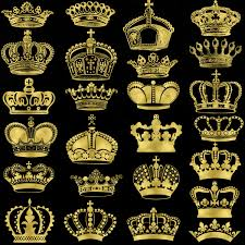 gold royal crown clipart 36
