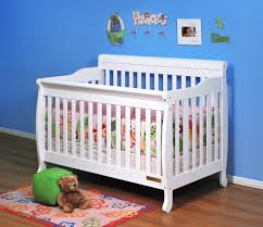 Convertible Cribs With Storage by Afg Alice 3 In 1 Crib W Guardrail
