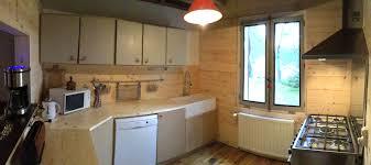 location equipement cuisine equipement un chalet dans les bois