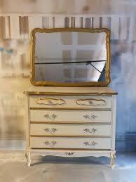 Home Design Gold Free The Turquoise Iris Vintage Modern Hand Painted Furniture A Hair