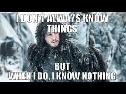 Funny Snow Meme - 7 funny memes about jon snow youtube