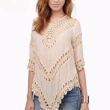 crochet blouses bohemian crochet blouses boho universe
