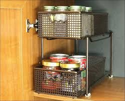under cabinet storage kitchen under cabinet storage drawers kitchen cabinet wire shelves for