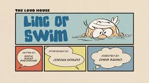 linc or swim the loud house encyclopedia fandom powered by wikia