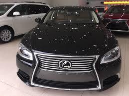 xe lexus ls460 bán lexus ls460l màu đeb nội thất da bò 2016 nhập mỹ mới 100 xe